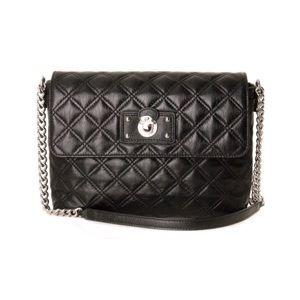 {marc jacobs} quilted leather handbag shoulder bag